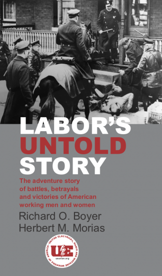 Labor's Untold Story cover