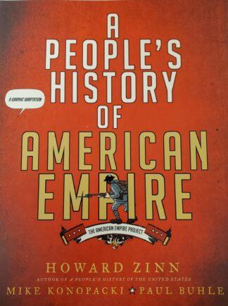 Peoples History of American Empire Howard Zinn